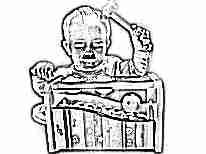 Игрушка для музыкального развития ребенка в 1 год