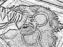 Игры с кинетическиим, космическим, живым песком