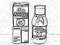 Линкас при сухом кашель у ребенка до года