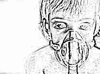 Лечение лающего кашля у ребенка при помощи ингаляций с небулайзером