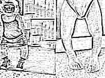 Вальгусная стопа у ребенка 1 год