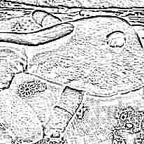 Тканевая грелка-игрушка для новорожденных