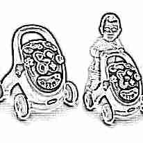 Преимущества и недостатки ходунков для детей
