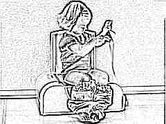 Почему у ребенка светлый кал 4 года