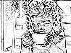 Что можно кушать ребенку при поносе