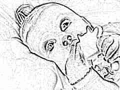 Понос у грудничка при прорезывании зубов