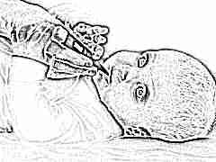 Что делать, если повысилась температура у ребенка после прививки