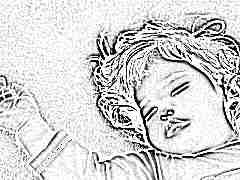 Как уложить ребенка спать без слез и укачивания?