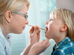 Лечение герпесного стоматита у ребенка