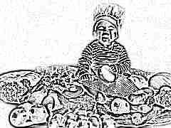 Меню ребенка в 9 месяцев: основа рациона и принципы питания