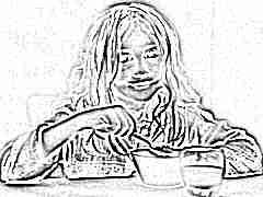 Диета при ацетоне в крови и моче у ребенка