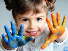 Развитие ребенка 4 лет
