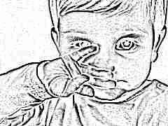Лечение насморка у грудничков и новорожденных