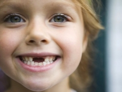 Как называются молочные зубы у детей