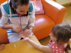 Низкий гемоглобин у ребенка