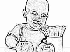 Какие продукты можно есть в сыром виде детям и с какого возраста начинать прикорм ими?