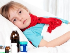 Антибиотики при ларингите у детей