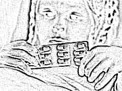 Когда давать антибиотики ребенку при температуре?