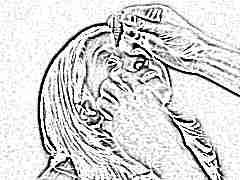 Противовирусные глазные капли для детей