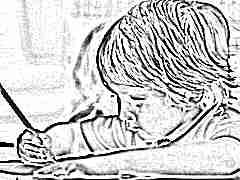 Графический диктант по клеточкам для дошкольников