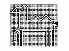 """Графический диктант """"Верблюд"""""""