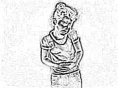Народные средства при диарее у детей