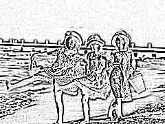 Отдых с ребенком на море в России