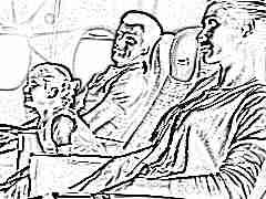 Правила перевоза детей в самолете и их вещей