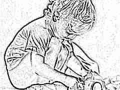 Слабительные средства для детей