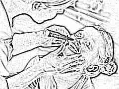 Сосудосуживающие капли в нос для детей