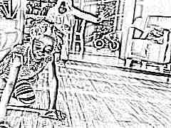 Линолеум для детской комнаты