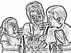 Диета при пиелонефрите у детей
