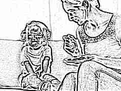 Какой должна быть диета при диарее у ребенка?