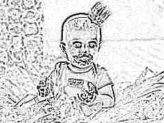 Меню на День Рождения ребенка 1-3 лет
