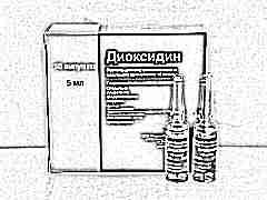 Применение Диоксидина в лечении болезней ушей у ребенка