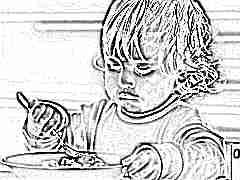 Расстройство желудка у ребенка