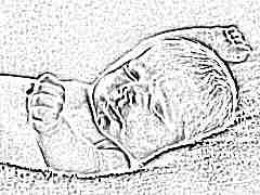 Герпес у грудничков и новорожденных