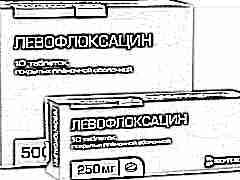 Левофлоксацин для детей