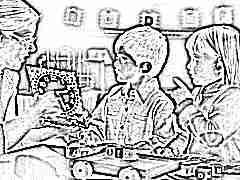 Развивающие упражнения для детей 7 лет
