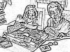 Самые популярные настольные игры для детей на 6 лет