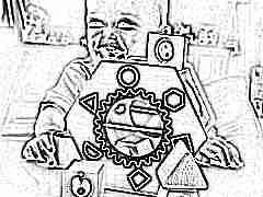 Деревянные сортеры для детей