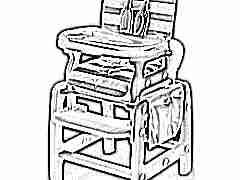 Детские стульчики-трансформеры для кормления