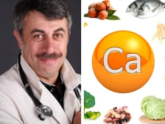 Доктор Комаровский о кальции