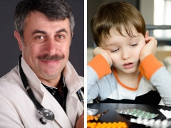 Доктор Комаровский о противовирусных препаратах для детей