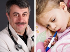 Доктор Комаровский о высокой температуре у детей