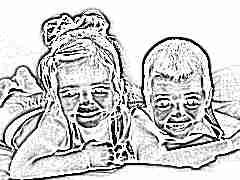 Логопедический массаж для детей в домашних условиях