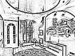 Натяжной потолок для детской комнаты мальчика