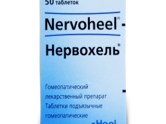 Нервохель для детей: инструкция по применению
