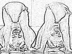 Почему появляются прыщи на ягодицах у ребенка?