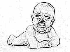 Водянка яичек у новорожденных и грудничков